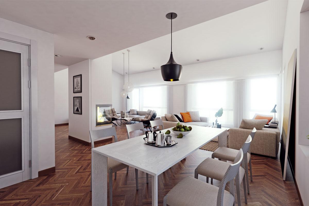 scandinavian interior design