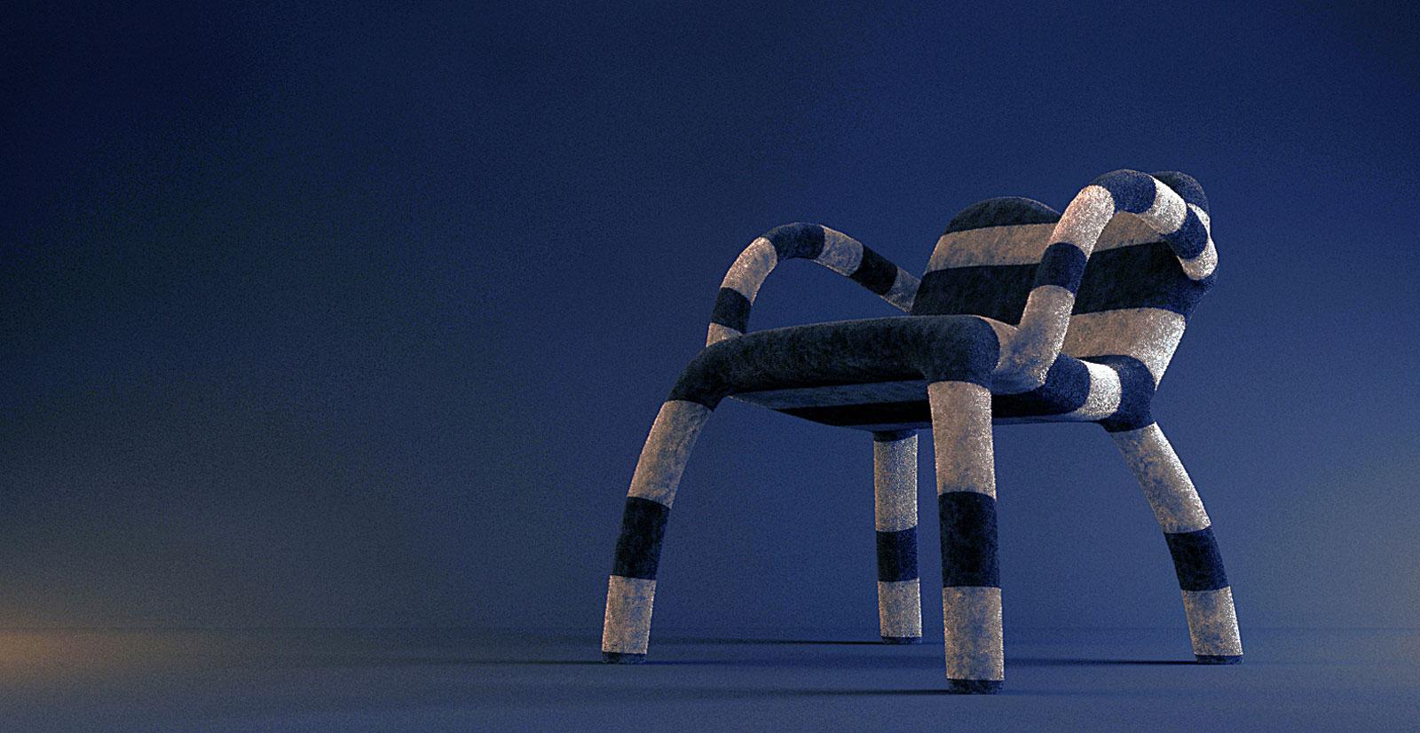 Bertjan Pot's Jumper chair