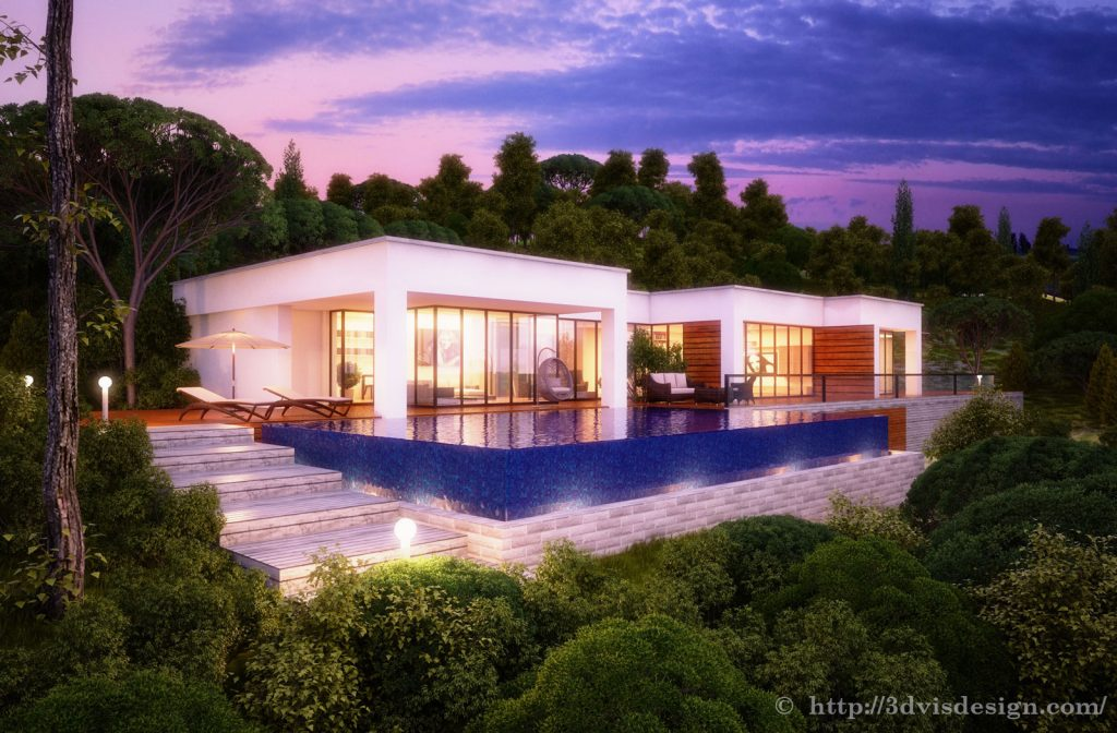 Architectural Renderings & Visualizations