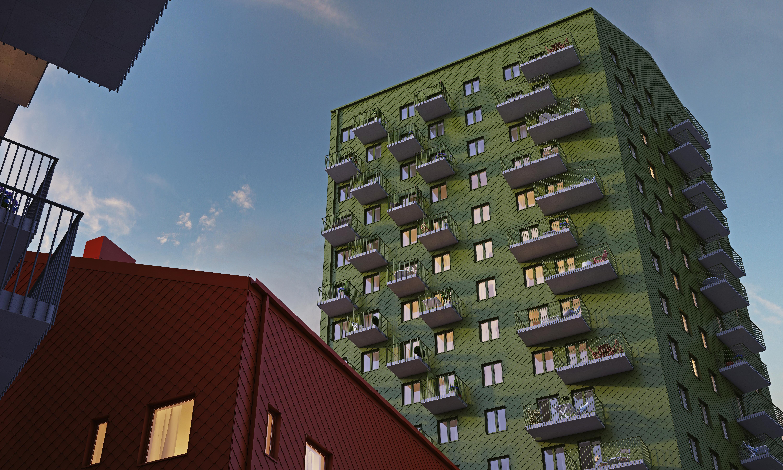 Sweden residential1