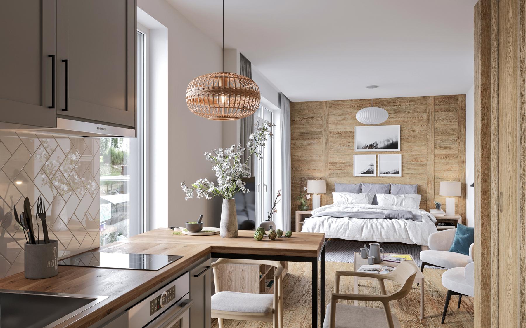 Interior Scandinavian